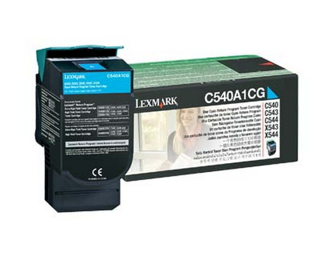 Comprar cartucho de toner 0C540A1CG de Lexmark online.