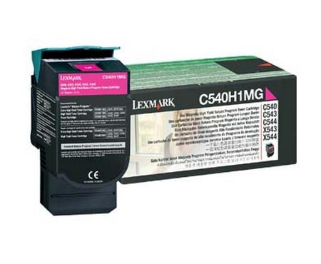 Comprar cartucho de toner C540H1MG de Lexmark online.