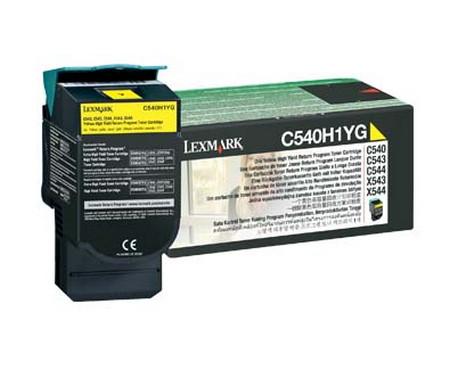 Comprar cartucho de toner C540H1YG de Lexmark online.