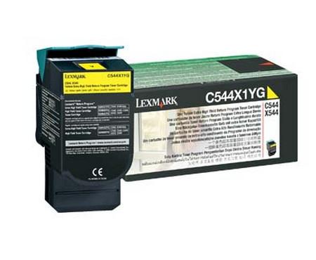 Comprar cartucho de toner 0C544X1YG de Lexmark online.