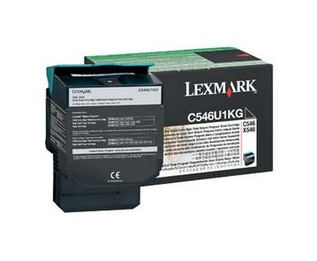 Comprar cartucho de toner C546U1KG de Lexmark online.