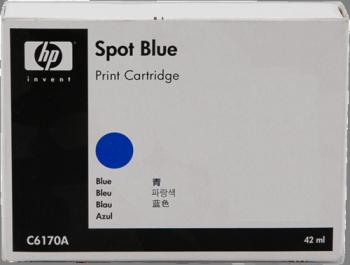 Cartucho de tinta CARTUCHO DE TINTA AZUL SPS 42 ML HP