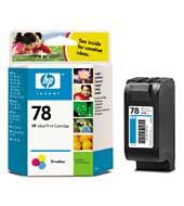 Comprar cartucho de tinta C6578A de HP online.