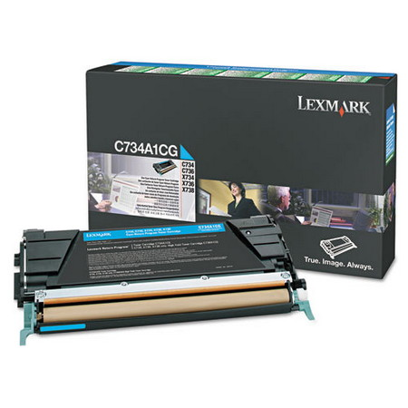 Comprar cartucho de toner C734A1CG de Lexmark online.