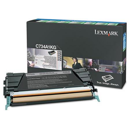 Comprar cartucho de toner C734A1KG de Lexmark online.