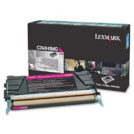 Comprar cartucho de toner C748H1MG de Lexmark online.
