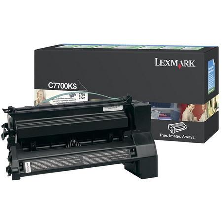 Comprar cartucho de toner C7700KS de Lexmark online.