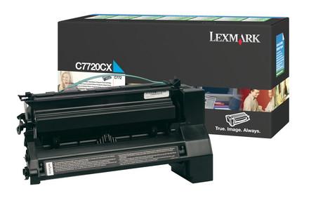 Comprar cartucho de toner C7720CX de Lexmark online.