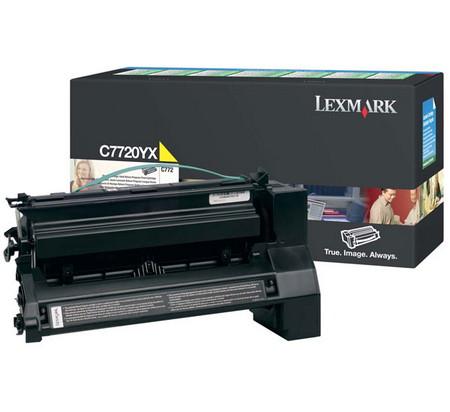 Comprar cartucho de toner C7720YX de Lexmark online.