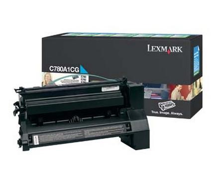 Comprar cartucho de toner C780A1CG de Lexmark online.