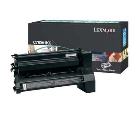 Comprar cartucho de toner C780A1KG de Lexmark online.