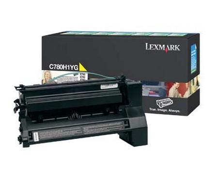 Comprar cartucho de toner C780H1YG de Lexmark online.