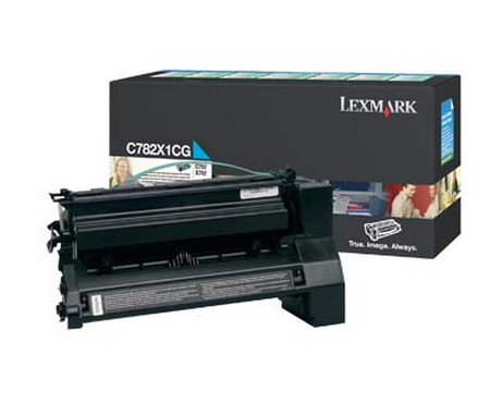 Comprar cartucho de toner C782X1CG de Lexmark online.