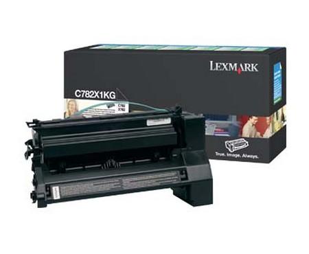 Comprar cartucho de toner C782X1KG de Lexmark online.