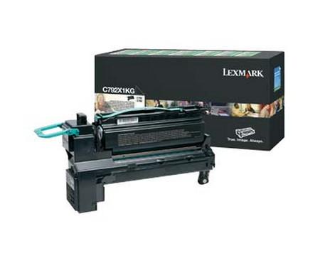 Comprar cartucho de toner C792X1KG de Lexmark online.