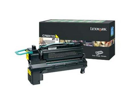 Comprar cartucho de toner C792X1YG de Lexmark online.