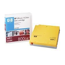HP ULTRIUM CARTUCHO DE DATOS 800 GB WORM