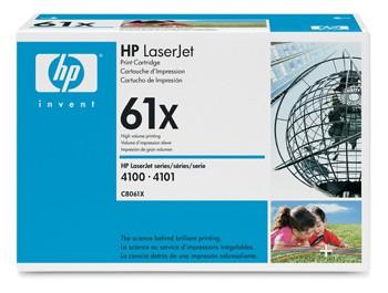 Comprar cartucho de toner alta capacidad C8061X de HP online.