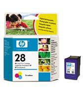Comprar cartucho de tinta C8728AE de HP online.