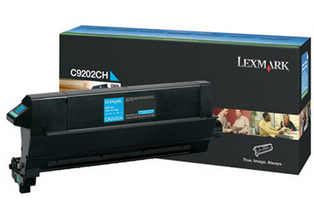 Comprar cartucho de toner C9202CH de Lexmark online.
