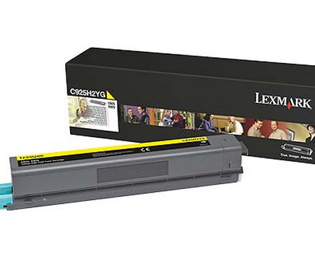 Comprar cartucho de toner C925H2YG de Lexmark online.