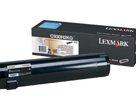 Comprar cartucho de toner C930H2KG de Lexmark online.