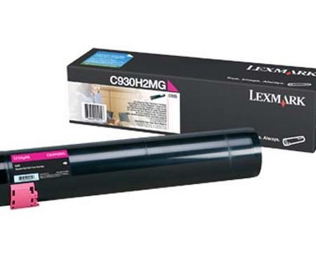 Comprar cartucho de toner C930H2MG de Lexmark online.