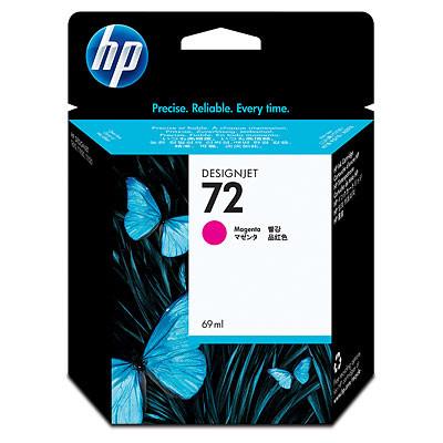 Cartuchos de tinta CARTUCHO DE TINTA MAGENTA 69 ML HP Nº 72