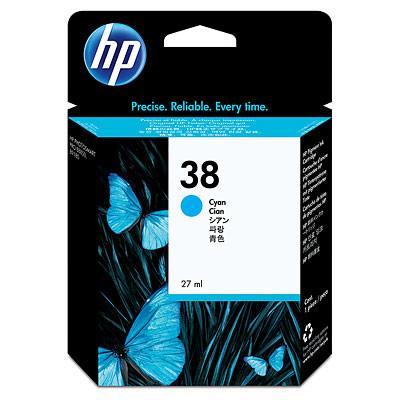 Comprar cartucho de tinta pigmentada C9415A de HP online.