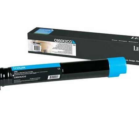 Comprar cartucho de toner C950X2CG de Lexmark online.