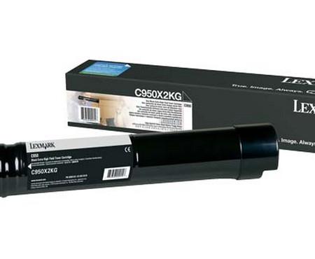 Comprar cartucho de toner C950X2KG de Lexmark online.