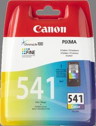 Comprar cartucho de tinta CL541 de Canon online.