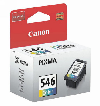 CANON CARTUCHO DE TINTA COLOR CL-546 8289B001 180 PÁGINAS 9ML