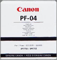 Comprar cabezal PF04 de Canon online.