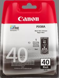 Comprar cartucho de tinta PG40 de Canon online.