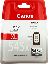 Comprar cartucho de tinta PG545XL de Canon online.