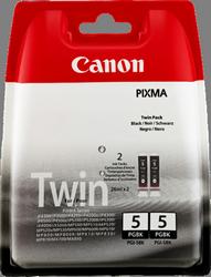 Comprar Pack 2 cartuchos de tinta 0628B030 de Canon online.