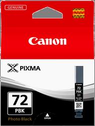 Comprar cartucho de tinta PGI72PBK de Canon online.