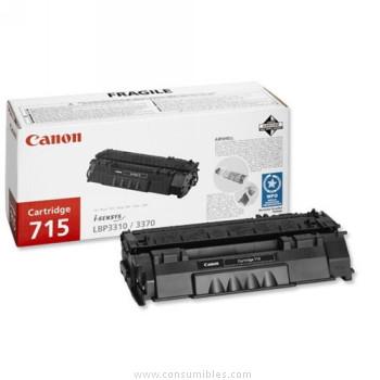 CARTUCHO DE TÓNER CANON CRG-715
