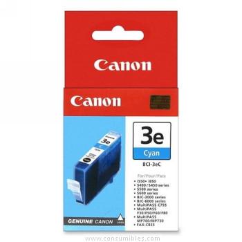 Cartucho de Tinta Cian para Cartucho BC31 y BC33 Canon BCI-3EC