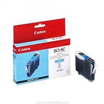 CARTUCHO DE TINTA CIAN CANON BCI-8C