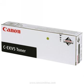 CARTUCHO DE TÓNER NEGRO CANON C-EXV-5