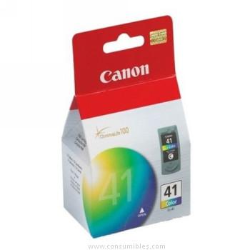 Canon Cartucho de tinta color CL-41 0617B001 308 páginas 12ml