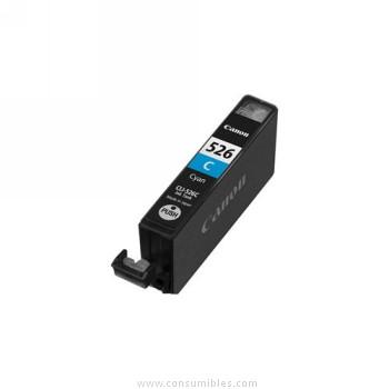 CARTUCHO DE TINTA CIAN CLI-526C 9 ML CANON CLI-526C para Pixma MX 880
