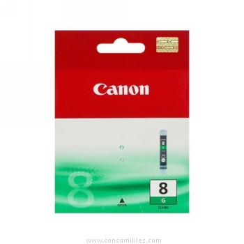 Cartucho de Tinta Verde Canon CLI-8V