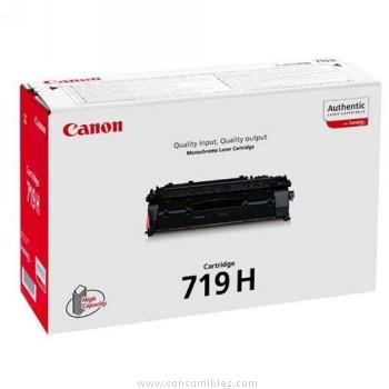 CARTUCHO DE TÓNER CANON CRG719H