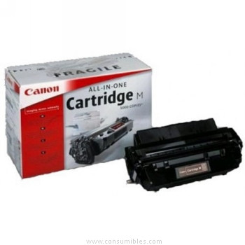 CARTUCHO DE TÓNER NEGRO CRG-CARTRIDGE-M CANON CRG-CARTRIDGE-M