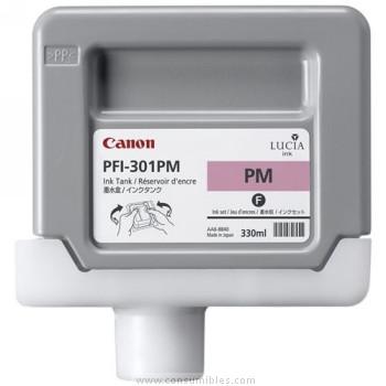 CARTUCHO DE TINTA FOTOGRAFICO MAGENTA PIGMENTADA 330 ML CANON PFI-301PM