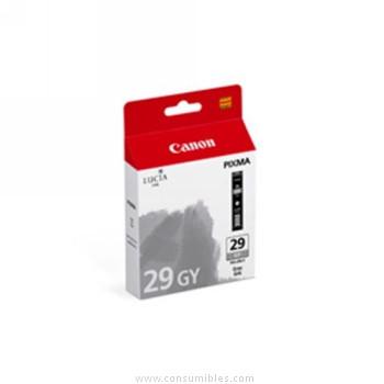 CARTUCHO DE TINTA GRIS CANON PGI-29GY