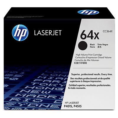 Comprar cartucho de toner alta capacidad CC364X de HP online.